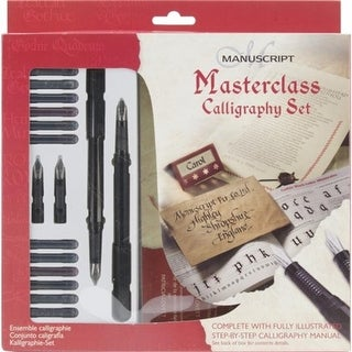 Manuscript Calligraphy Masterclass Set-