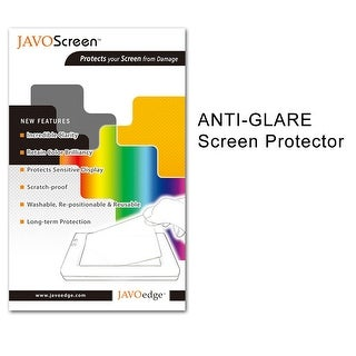 JAVOedge Reader Anti-Glare Screen Protector for Barnes & Noble Nook Touch