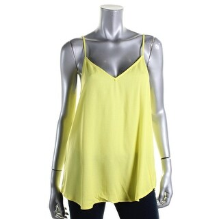 Ella Moss Womens Textured Cut-Out Pullover Top - L