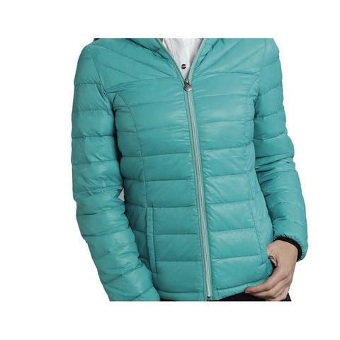 Roper Western Jacket Womens Quilted Turquoise
