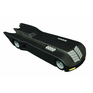 Batman: The Animated Series Batmobile Vinyl Bank Statue - Multi