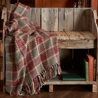 Link to Devon Woven Acrylic Throw 70x55 Similar Items in Blankets & Throws