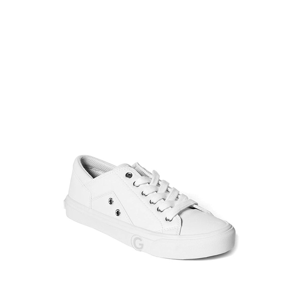 a977e7bce1fa2 Shop G by Guess Womens Chai Low Top Lace Up Fashion Sneakers - Free ...