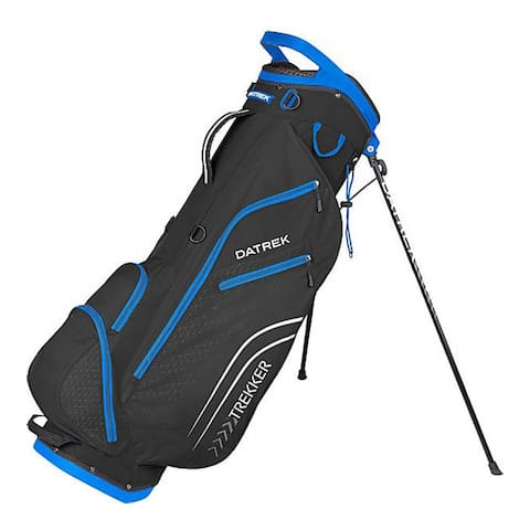 New Datrek Trekker Ultra Light Stand Bag (Black / Royal) - Black / Royal