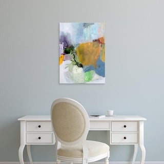 Easy Art Prints Lina Alattar's 'Where There Is Always More' Premium Canvas Art
