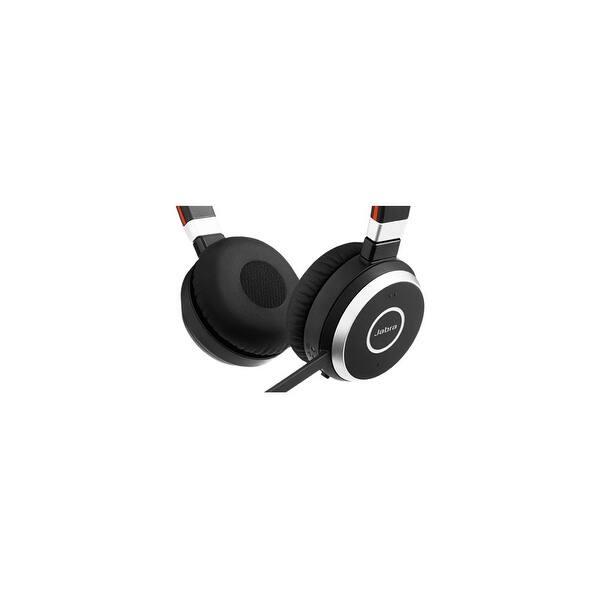 Shop Jabra Evolve 65 Uc Duo Headset 6599 829 409 Overstock 23032561
