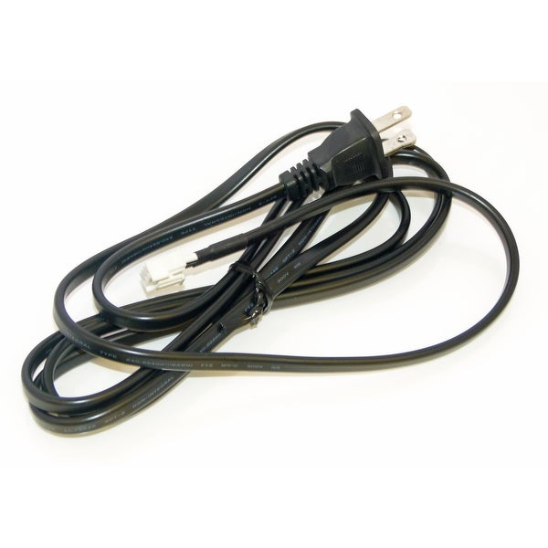OEM Denon Power Cord Specifically For: AVR1513, AVR-1513, AVR1713, AVR-1713, AVRE300, AVR-E300, AVRX1000, AVR-X1000