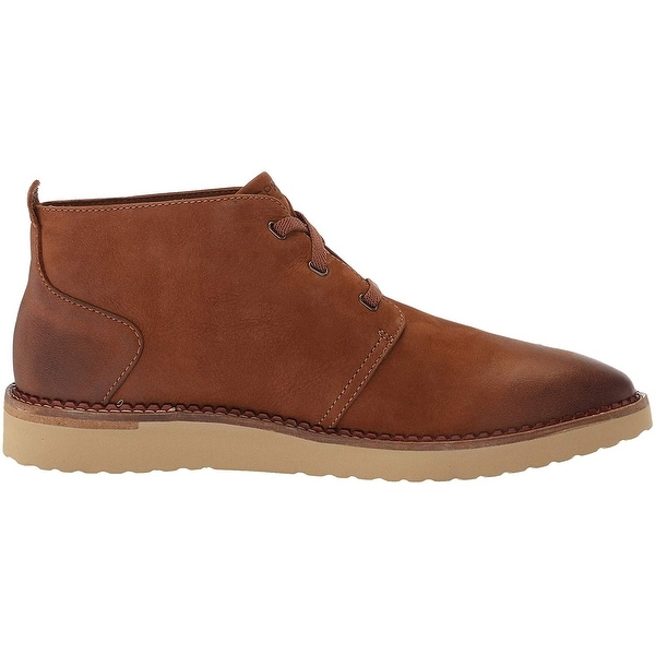 Camden Oxford Chukka Burnished Boot