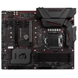 MSI Motherboard B250 GAMING M3 Core i7/i5/i3 B250 LGA1151 DDR4 SATA PCI Express USB ATX Retail
