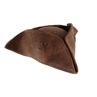 Pirates Of The Carribean Jack Sparrow Costume Hat Child One Size