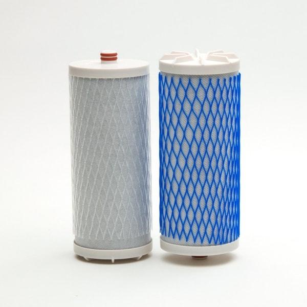 Austin Springs AS-DW-R Drinking Water Dual Cartridge Replacement Filter Set