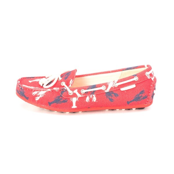 Cole Haan Womens Sherylsam Closed Toe Boat Shoes - 6