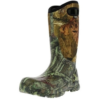 Bogs Boots Mens Ranger Camo Rugged Hunting Waterproof Rubber 71630