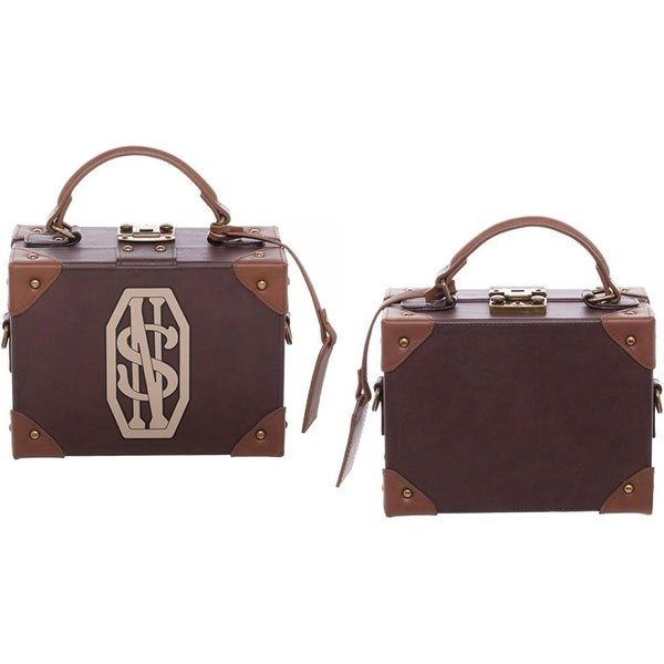 Fantastic Beasts and Where To Find Them Newt Trunk Handbag - Multi