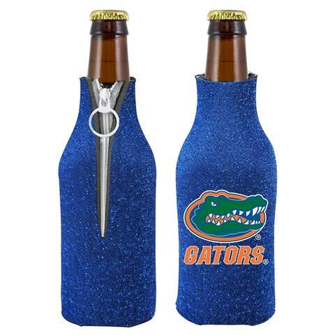 Florida Gators Bottle Suit Holder Glitter Blue