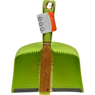 """""""Full Circle Home Dustpan and Brush Set - Clean Team - 1 Set Dust and Mop"""""""