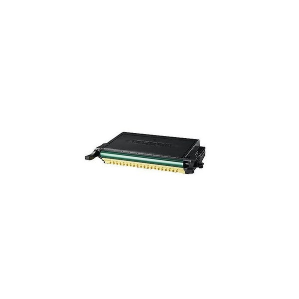 """Samsung CLP-Y660A Yellow Toner Cartridge Toner Cartridge"""