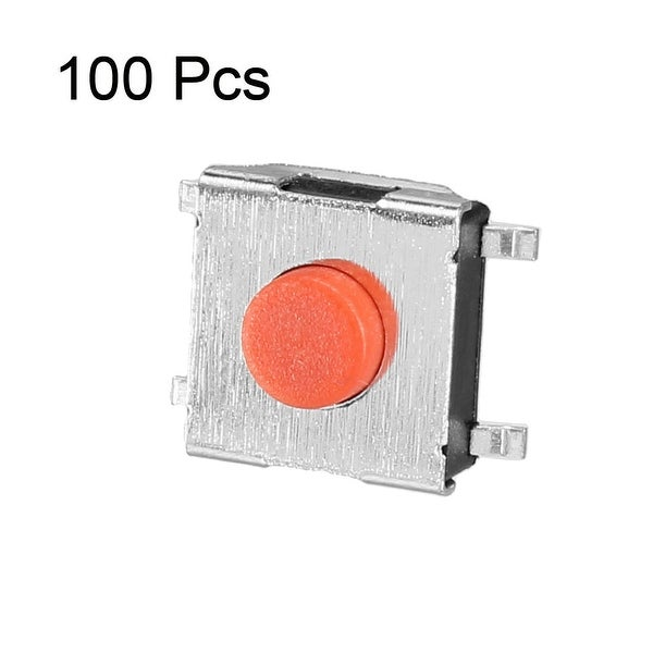 100Pcs 6X6X3.1mm SMD Tactile Push Button Switch Tact Switch