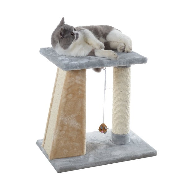 Armarkat New Cat Tree, Model X2001, Silver Gray