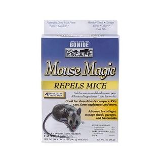 Bonide 865 No Escape Magic Mouse Repellent, 2 Oz