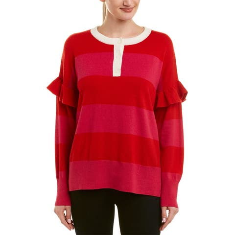 Joie Inghin Wool & Cashmere-Blend Sweater