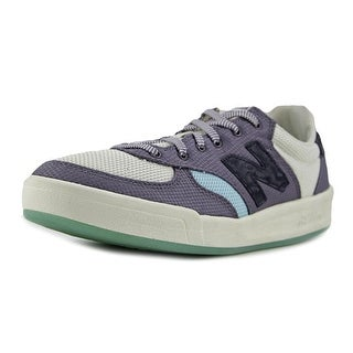 New Balance WRT300 Women  Round Toe Suede Blue Sneakers
