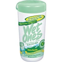 Energizer Personal Care (formerly Playtex Prod) 40Ct Canister Wet Ones 04670 Unit: EACH
