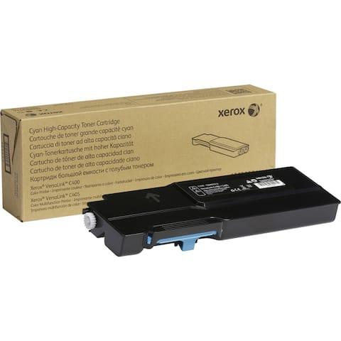 Xerox 106r03514 genuine cyan high capacity toner cartrid