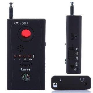 AGPtek Anti Spy Signal Camera Detector RF Bug Hidden Camera Laser Lens GSM Device Finder