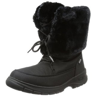 Groove Women's 'Rodeo' Faux Fur Lined Boots - 13090455