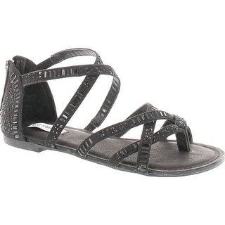 Not Rated Women's Coastin Dress Sandal - Black