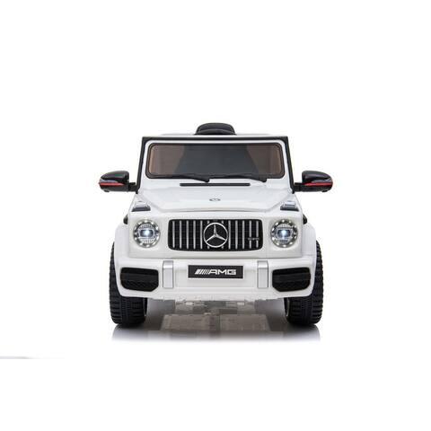 Mercedes 12 Volt G63 Kids Ride on Car