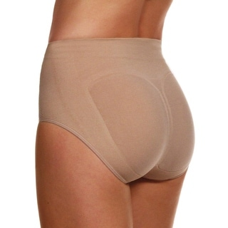 Women's Tush Ups Seamless, Ultra-Soft Shapewear - Lift, Shape, & Contour Your Backside