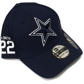 Dallas Cowboys Emmitt Smith Rear Stamp Cap