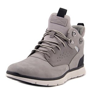 Timberland Killington Men  Round Toe Leather Gray Sneakers