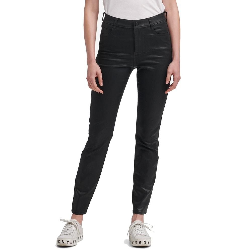 DKNY NEW Women/'s Ombre Slim Skinny Jeans TEDO