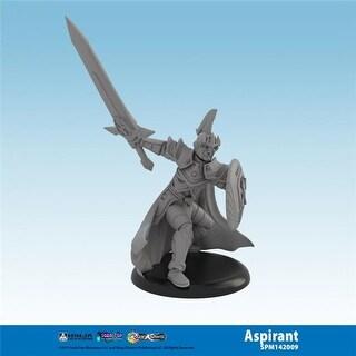Soda Pop Miniatures SPM142009 Relic Knights Shattered Sword Aspirant