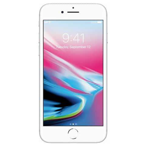 Apple iPhone 8 64GB Unlocked GSM Phone w/ 12MP Camera (Certified Refurbished)