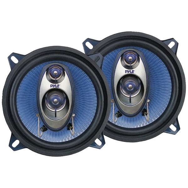 "PYLE PRO PL53BL Blue Label Speakers (5.25"", 3 Way)"