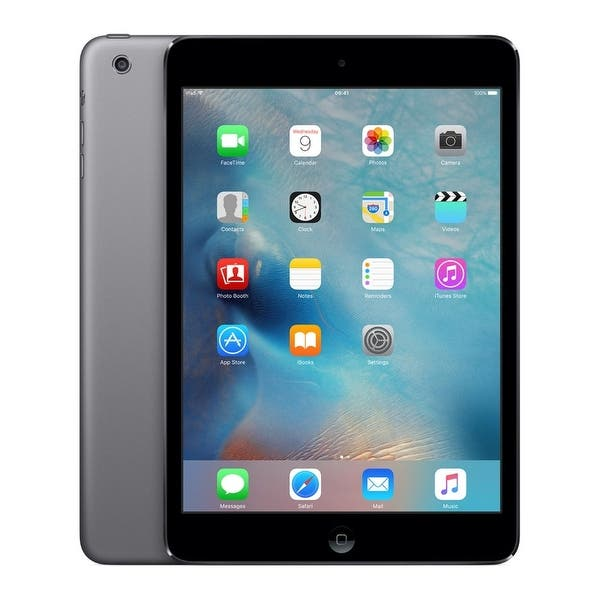 Apple Ipad Mini 2 32gb Space Gray Scratch And Dent Overstock 28478242