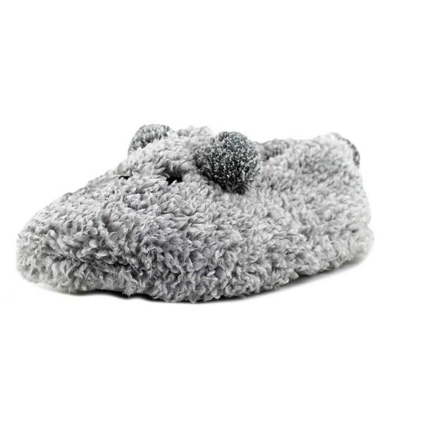 Dirty Laundry Bearcat Grey Slippers