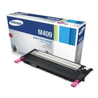 Samsung B2B CLT-M409S Samsung Magenta Toner Cartridge - Magenta - Laser - 1000 Page - 1 Each