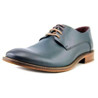 Ted Baker Irron 2 Men Round Toe Leather Green Oxford