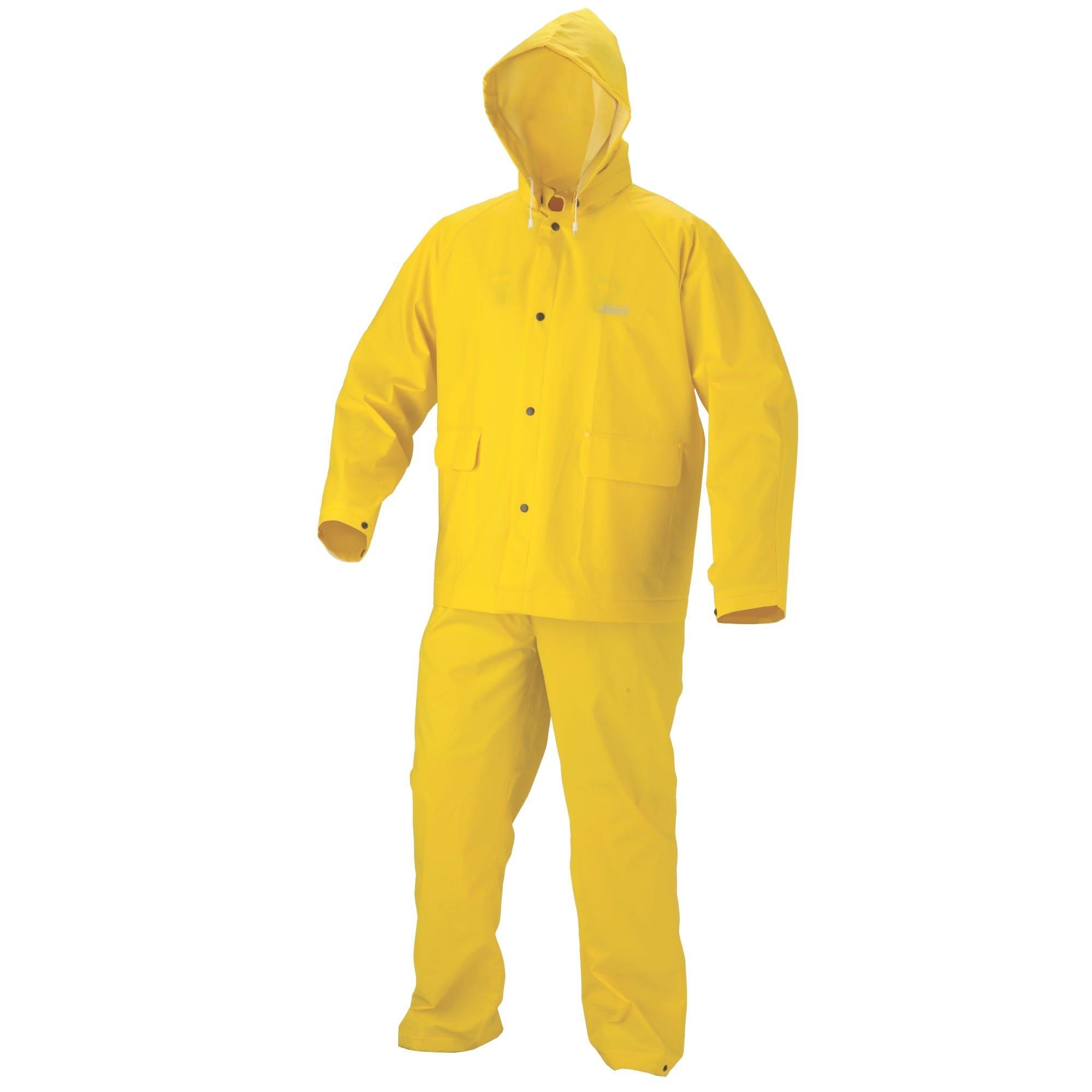 Coleman Womens PVC//Poly Rain Suit