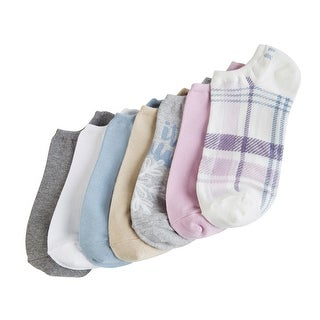 Hue Women's Cotton Liner - 7 Pack - Femme Fog