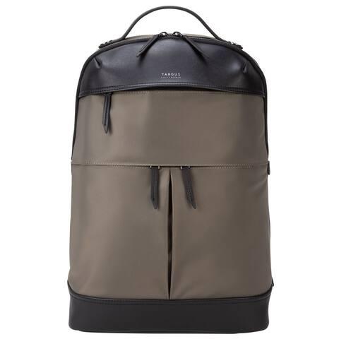 """Targus 15"""" Newport Backpack (Olive) - TSB94502BT"""