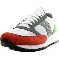 Saucony Jazz 91 Men Wht/Red/Green Sneakers Shoes