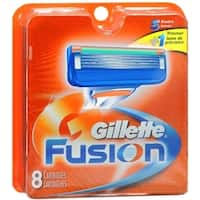 Gillette Fusion Cartridges 8 Each