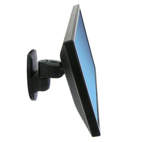 Ergotron Y59065B 200 Series Wall Mnt Pivot Black