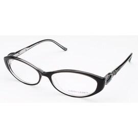 Judith Leiber Women's Radiance Eyeglasses Onyx - S